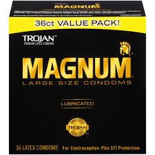 Condones Magnun